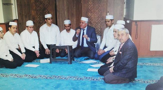 Erzurum Adliyesi Mescidi'nde mevlid-i şerif okutuldu