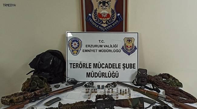Bager Kod Adlı Teröristin Evinden Cephane Çıktı.3 Gözaltı Daha Var..