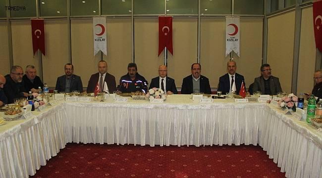 """""""Marmara'da bilimsel araştırmalara göre 7'nin üzerinde bir deprem bekleniyor"""""""