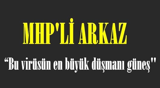 MHP'li Arkaz:
