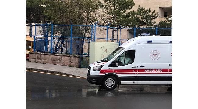 Ankara'da tahliye bekleyen umrecilerin bazılarının 'Korona virüs' testleri pozitif çıktı