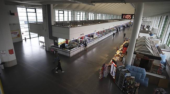 Genelge sonrasında otobüs terminalleri boş kaldı
