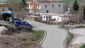 Jandarma korona nedeniyle bir köye giriş ve çıkışları yasakladı