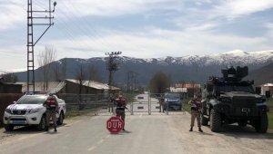 Muş'ta bir belde ve bir köy daha karantinaya alındı