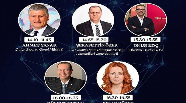 Online Digitalization Summit başlıyor