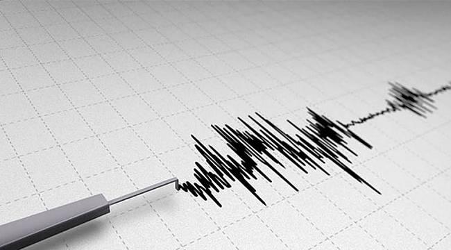 Endonezya'nın Kuzey Maluku eyaletinde 7.1 büyüklüğünde deprem