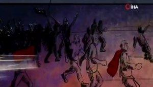 AK Parti'den 15 Temmuz çizgi romanı