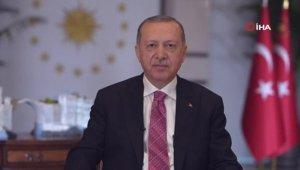 """Cumhurbaşkanı Erdoğan'dan """"Srebrenitsa Soykırımı"""" açıklaması"""