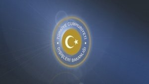 Dışişleri Bakanlığı, taziye mesajı yayımladı