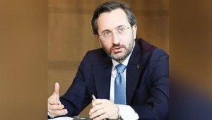İletişim Başkanı Altun'dan '15 Temmuz Mehteri' paylaşımı