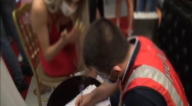 Korona'yı hiçe sayarak teknede parti yapanlara 154 bin 350 TL ceza