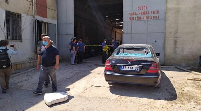 Gaziantep'te fabrikada patlama: 6 yaralı