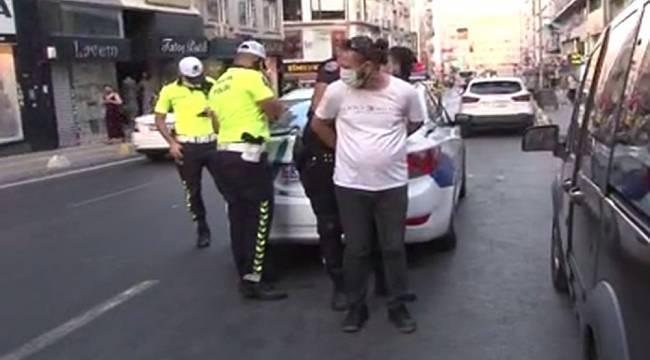İstanbul'da polisten Yeditepe Huzur uygulanması
