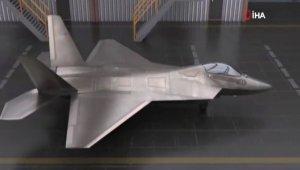Yerli Savaş Uçağının motoru 2029'da hazır