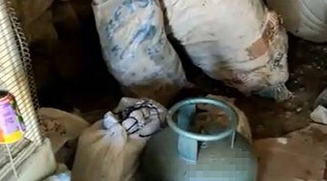 Başkale'de 35 kilo 833 gram eroin ele geçirildi