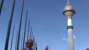 Büyükçekmece Belediye Başkanı Akgün'den televizyon kulesi açıklaması