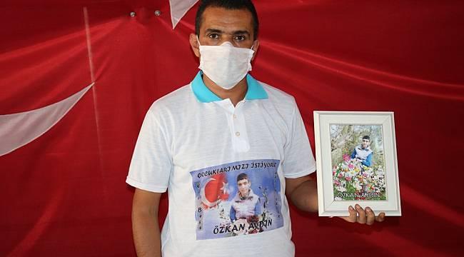HDP önündeki ailelerin evlat nöbeti 387'nci gününde