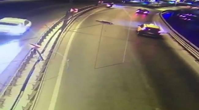 Kaza yapan yunus timindeki polis şehit oldu