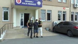 Maske uyarısı yapan polisi, tehdit eden şahıstan teşkilat açıklaması