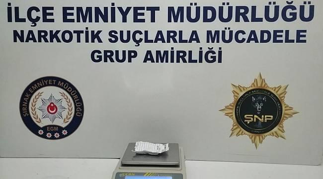 Şırnak'ta kaçakçılık operasyonu: 29 gözaltı