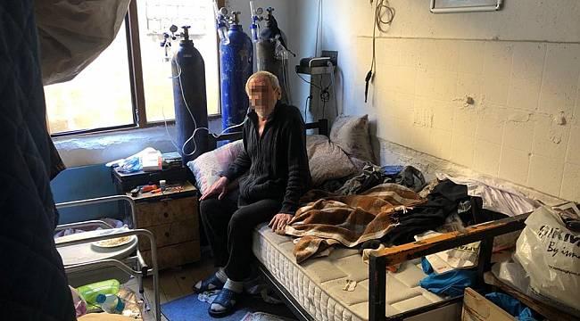 """İstanbul'da 74 yaşındaki """"KOAH hastası torbacı"""" yakalandı"""