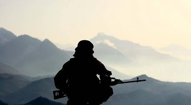 Mavi kategoride aranan terörist Hatay'da etkisiz hale getirildi