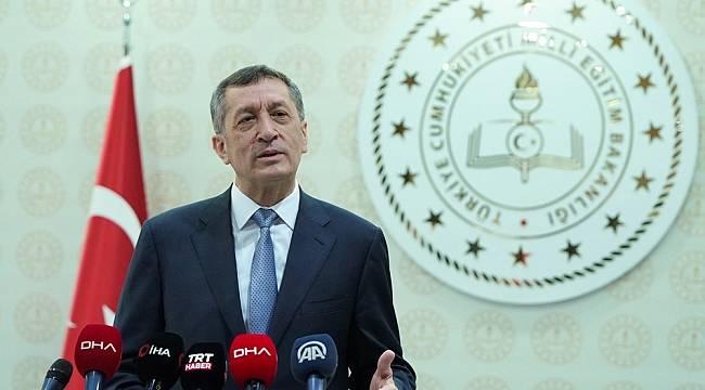 Milli Eğitim Bakanı Selçuk, Batuhan Yaşar'a konuştu