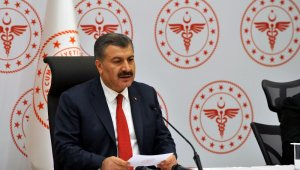 Sağlık Bakanı Koca İstanbul'daki çalışmalarına başladı