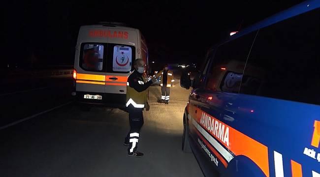 'Annem öldü' diyerek asılsız trafik kazası ihbarı yaptı, ekipler saatlerce aradılar