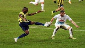 Süper Lig: Fenerbahçe: 1 - Çaykur Rizespor: 0