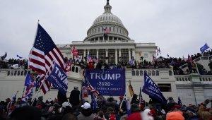 Trump destekçileri Kongre binasını bastı: 4 ölü