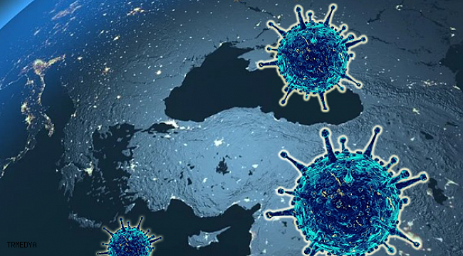 Koronavirüs salgınında vaka sayısı 6 bin 287'ye ulaştı