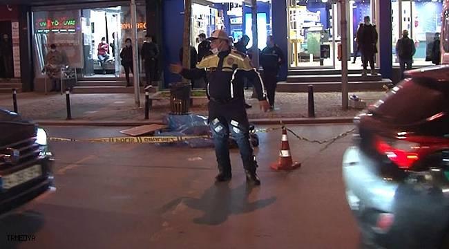 Ümraniye'de feci kaza: Engelli vatandaş hayatını kaybetti