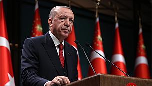 Erdoğan, Kabine toplantısı ardından millete seslendi