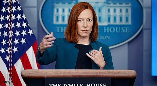 Beyaz Saray: Çin ile çatışma değil, rekabet halindeyiz