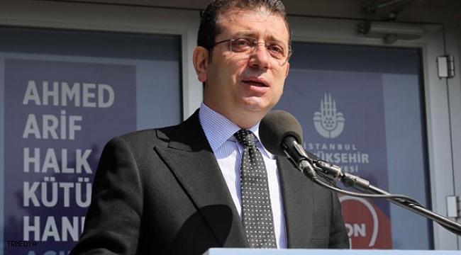 İmamoğlu'ndan Ahmet Arif şiiriyle dayanışma mesajı