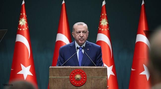 Cumhurbaşkanı Erdoğan, yeni destek paketini açıkladı