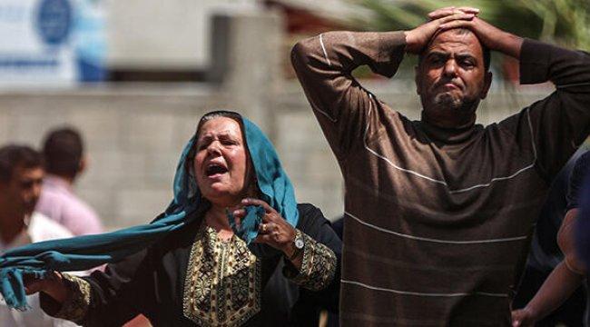 Gazze'de hayatını kaybedenlerin sayısı 53'e yükseldi