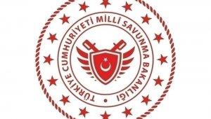 """MSB: """"Fırat Kalkanı bölgesinde 7 PKKYPG'li terörist etkisiz hale getirildi"""""""