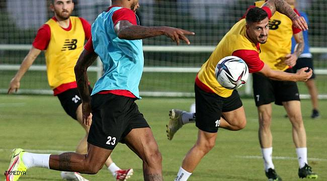 FT Antalyaspor, Beşiktaş maçı hazırlıklarına başladı
