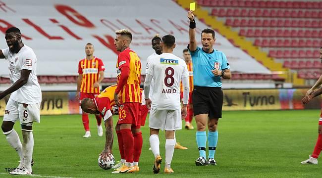 Hatayspor ile Kayserispor 3. kez karşılaşıyor