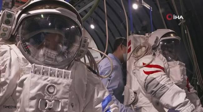 Çinli taykonotlar uzaya çıkmak için gün sayıyor